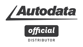 Autodata Logo Distributor Stacked Dark Grey